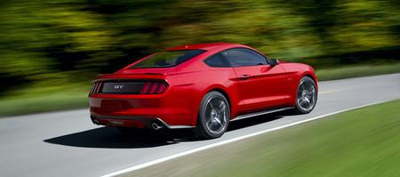 Ford Mustang 2015: desde 37.000 euros en España
