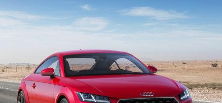 El Audi TT 2019 se saca punta con un pequeño facelift y más equipo de serie