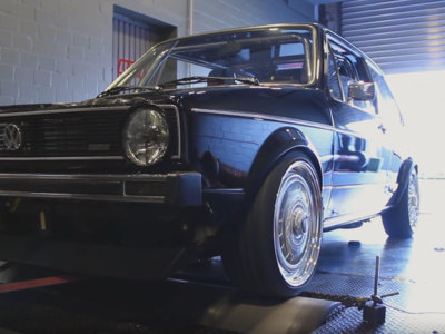 Este Volkswagen Golf Mk1 tiene... ¡815 CV!