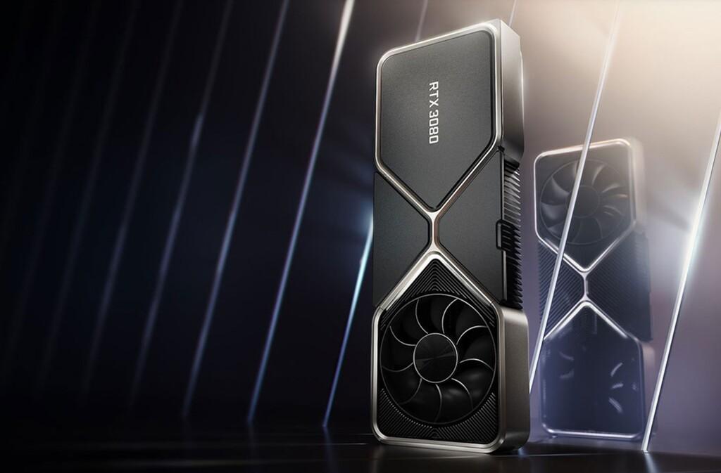 Diversas RTX 3080 y RTX 3090 de NVIDIA