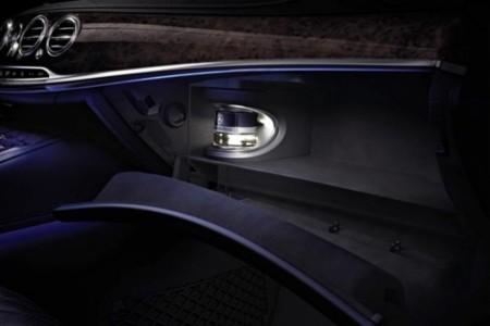 Fragancias en el Mercedes