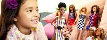 Una Barbie con vitíligo, otra sin pelo y un Ken con una larga melena rubia: las nuevas incorporaciones de Mattel a su gama de muñecas inclusivas