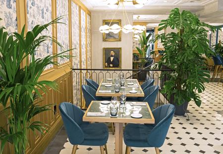 Restaurante francés Madrid