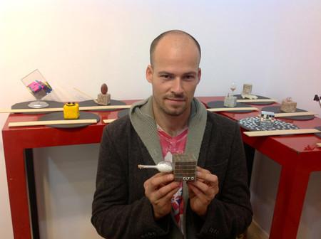 Entrevista a Olfo Bosé, un artista con alma de cubo