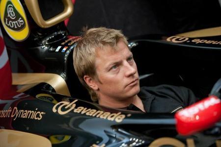 Kimi Raikkonen: el nuevo simulador no va a cambiar nada