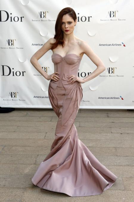Uma Dior gala ballet primavera