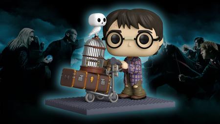 Harry Potter y los Funkos disponibles en Amazon para celebrar los 20 años de la película