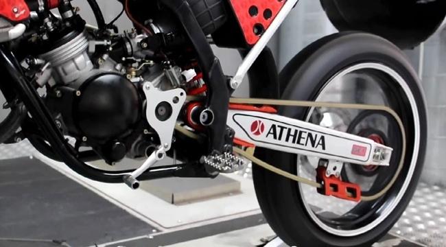 Athena inyección directa motores 2T
