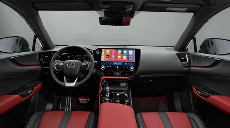 Lexus Nx 450h 2021 Interior