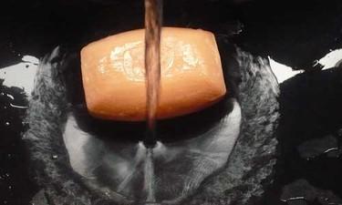 Aprovechar los pequeños trozos de jabón
