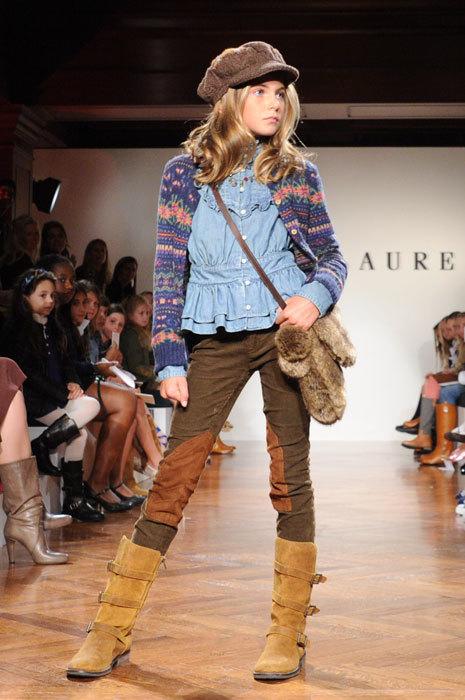 Foto de Especial moda infantil: Ralph Lauren y Gucci, estilo de adultos adaptado a los más pequeños (4/19)