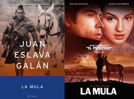 Otra película sobre la Guerra Civil española: 'La mula', de Michael Radford