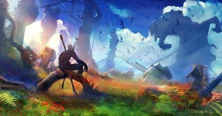 'Enslaved', bienvenidos al maravilloso mundo de los videojuegos
