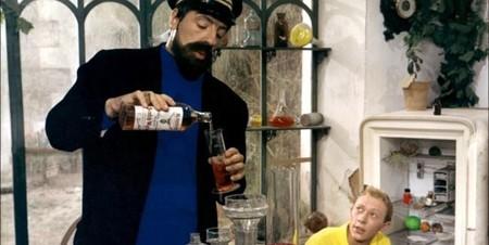 Tintin y el misterio de las naranjas azules 3