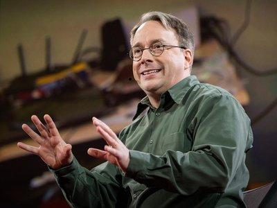 Linus Torvalds aconseja a los programadores que trabajan en seguridad tras llamar imbéciles a algunos