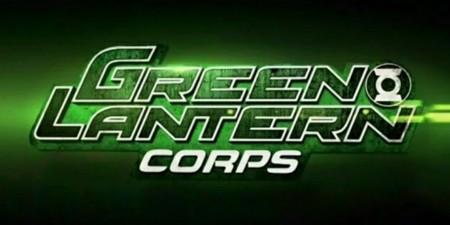 Green Lantern Corps Logo Oficial Warner Imagen