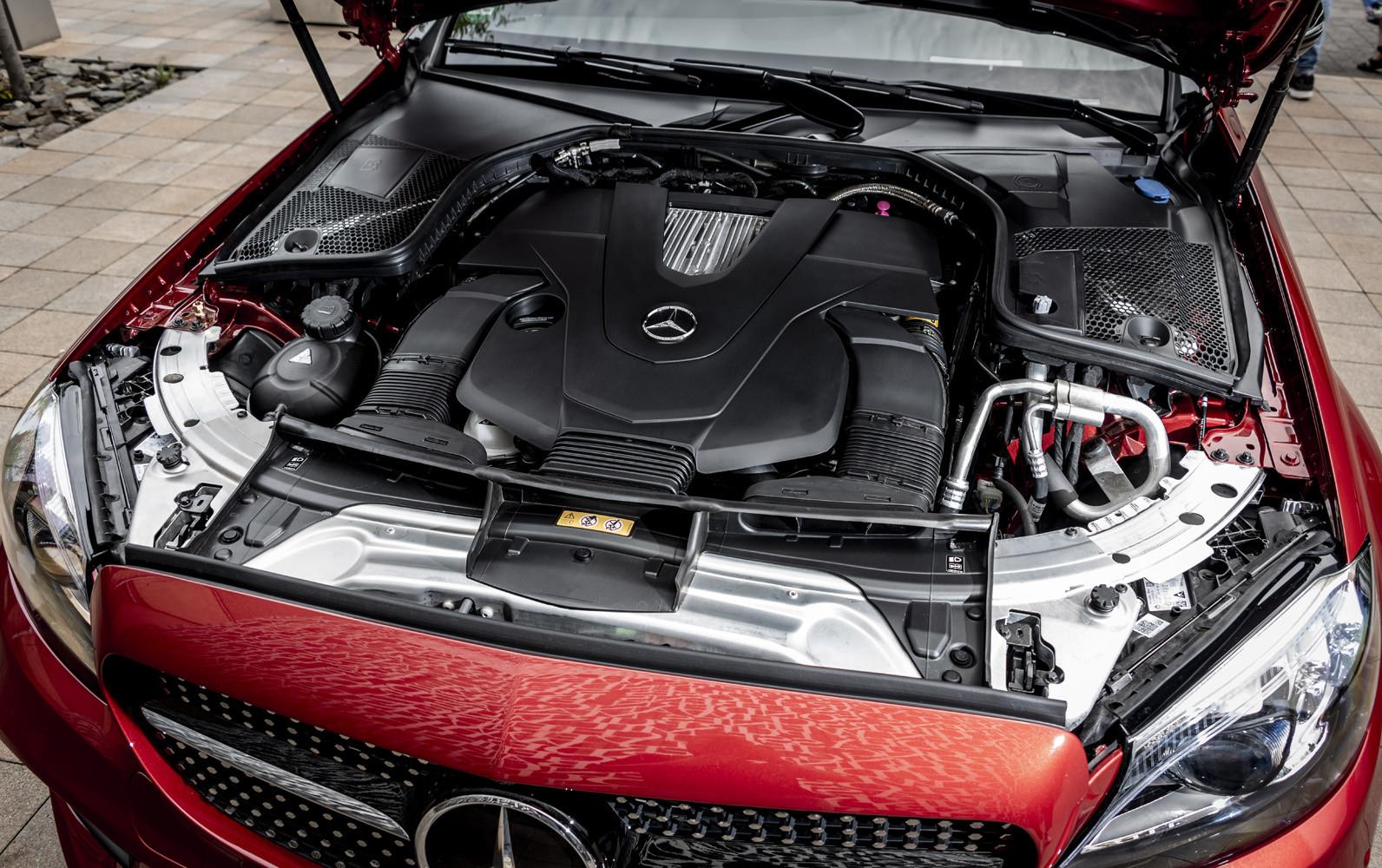 Foto de Mercedes-Benz Clase C 2018, toma de contacto (23/255)
