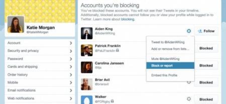 Twitter intensifica su cruzada contra el acoso con nuevas herramientas para denunciarlo