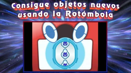 Pokemon Ultrasol Ultraluna Rotomdex