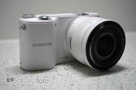 Samsung Smart Camera NX2000, análisis
