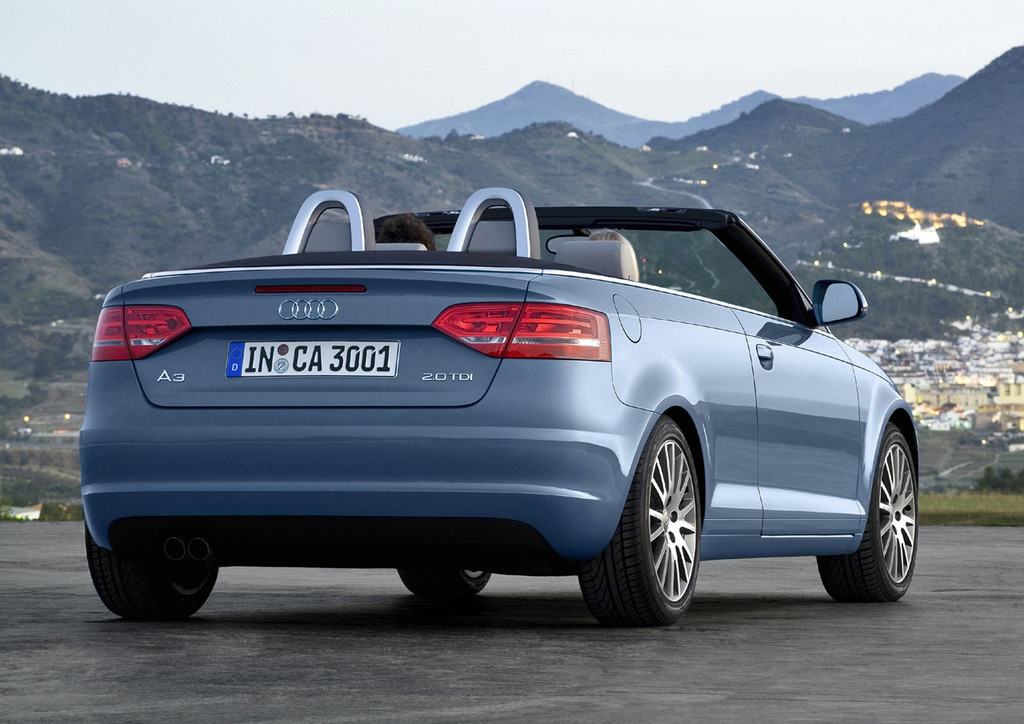 Foto de Audi A3 Cabrio (7/48)
