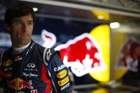Mark Webber estuvo en la agenda de varias escuderías antes de renovar por Red Bull