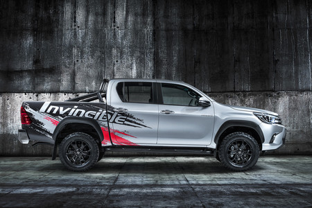 Toyota Hilux Invincible 50 2017 4