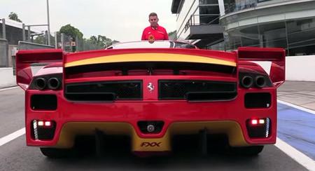Ferrari FXX Evoluzione: escándalo en Monza