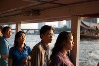 Moverse en Bangkok: el barco público