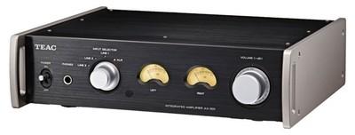 TEAC  AX-501, amplificador HiFi estéreo de aspecto retro