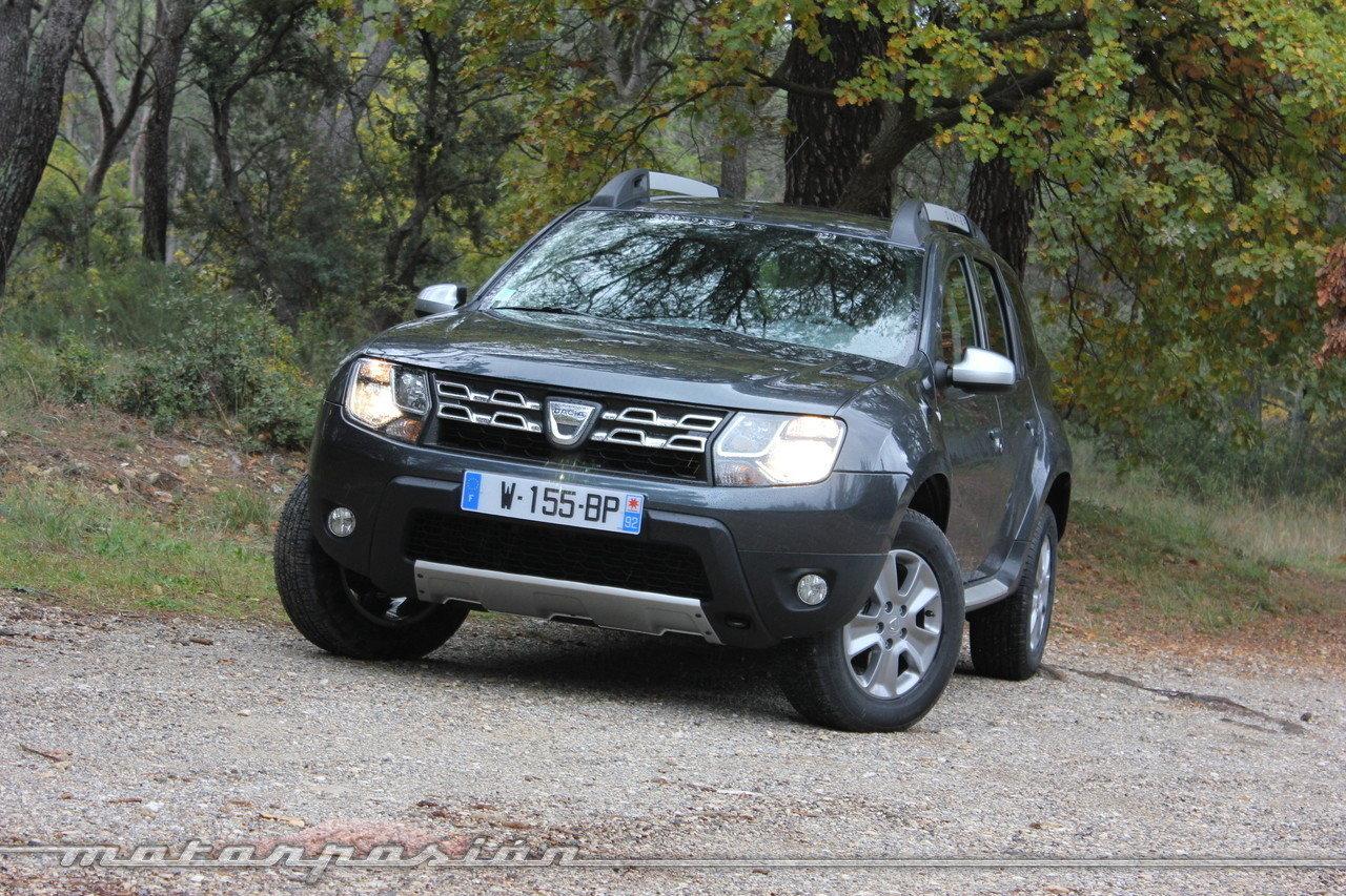 Foto de Dacia Duster 2014 - presentación (7/59)
