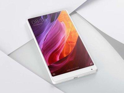 El Mi Mix de Xiaomi también se podrá conseguir en color blanco