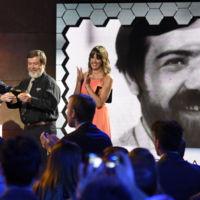 Alexey Pajitnov, creador del Tetris, recibe el Premio Bizkaia