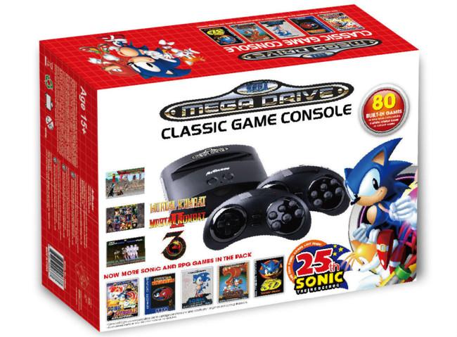 Mega Drive Classic Game Console