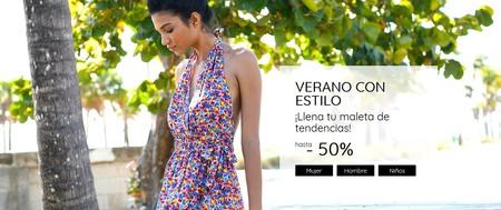 La Redoute nos ofrece un verano con estilo con descuentos de hasta el 50%