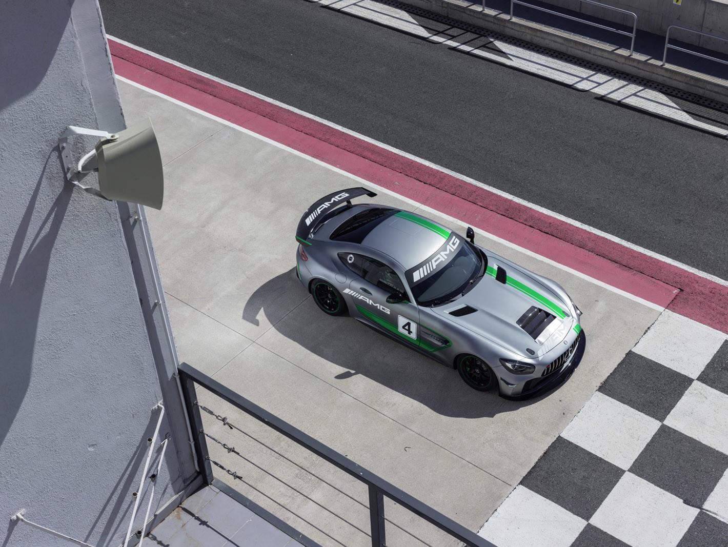 Foto de Mercedes-AMG GT4 (8/14)