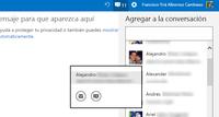 Skype mejora su integración con Outlook.com facilitando crear chats grupales y añadir contactos