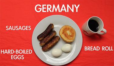 ¿Qué se desayuna en cada lugar del mundo? Descúbrelo con este apetitoso vídeo