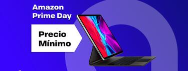 """El Magic Keyboard para iPad Pro de 12,9"""" sigue bajando de precio y en el Prime Day marca su mínimo histórico: 273,98 euros"""