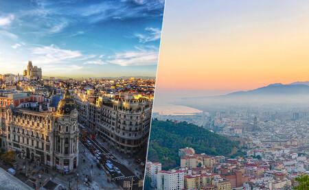 Vivir en Madrid o Barcelona es un 20% más caro que en otras ciudades. Dale las gracias al alquiler