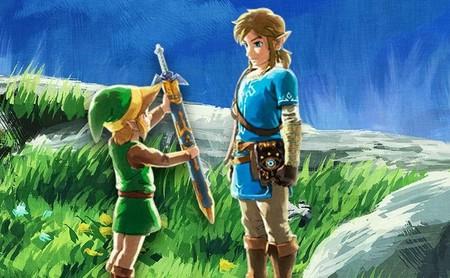 Por dónde debo empezar si quiero jugar a The Legend of Zelda