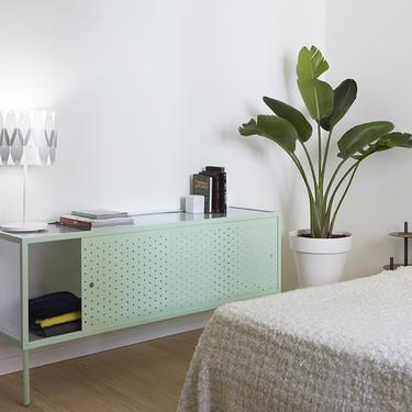 La original colección de mobiliario, que Giacopini presentará en Maison & Objet, incluye futbolín