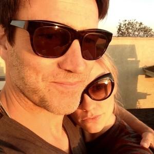 Pues ya iba siendo hora de que Anna Paquin y Stephen Moyer se unieran a Twitter