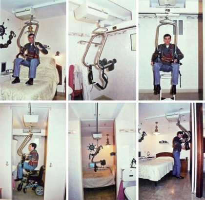 casas adaptadas para personas con discapacidad