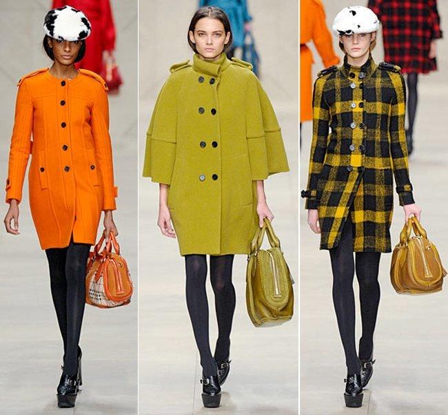 Burberry Prorsum mod: tendencias Otoño-Invierno 2011/2012