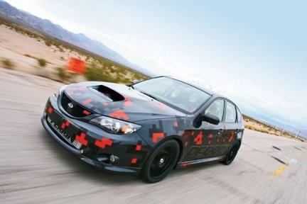 Subaru Impreza WRX por Perrin Performance