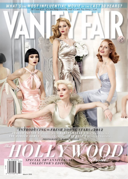 Luces, cámara, acción... el Hollywood Issue de Vanity Fair