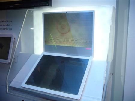 Portátiles con dos pantallas táctiles de Asus