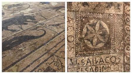 Mosaicos Lalcudia