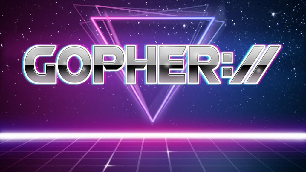 La historia de Gopher, el protocolo que dominó Internet antes de la llegada del HTTP y la WWW